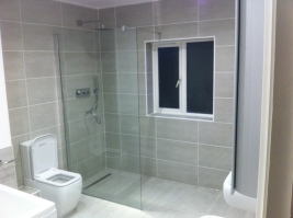 Wet room design & installation
