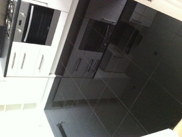 Kitchen Floor Tiling in Winersh